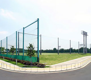 市民体育館野球場