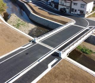 総選加)市道1-892号線橋りょう築造工事(その3)
