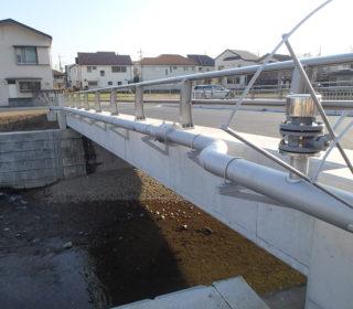 松井地区配水管布設第2号工事