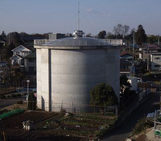 所沢市西部加圧ポンプ場耐震補強工事