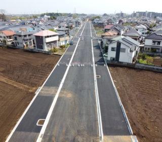 北野下富線(3工区)道路築造工事(その6)