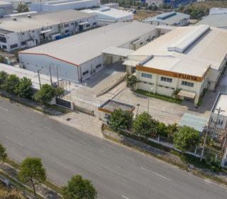 FUJIYA MANUFACTURING VIETNAM 工場増設工事