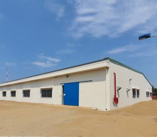 CONCEPT EYEWEAR MANUFACTURE VIETNAM 工場増設工事