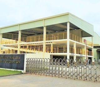 EBA MACHINERY CORPORATION 工場増設工事