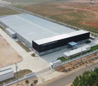 NAKAMOTO Packs 工場新築工事